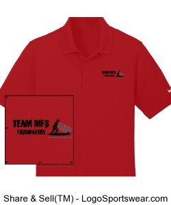 Team MFS Polo Design Zoom